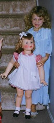 Patti Playpal doll. This was the doll I received for Christmas after I asked for a Barbie. My sister received a Barbie instead