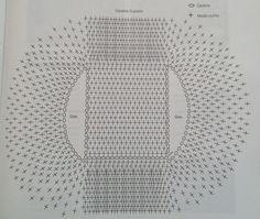 Chaleco de crochet: cómo realizar uno paso a paso.Bella idea di facile realizzazione!