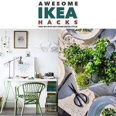 A quick note to the regular readers here at The Cottage Market. What's Happening in Farmhouse will be back very soon with new titles. We will continue to keep you up to date on the Farmhouse Home Decor World! But today I wanted to share some Awesome IKEA Hacks That Go With ANY Home Decor …