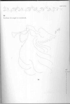 Carte brodée - Embossage - Bloemen borduren op papier - Erica Fortgens - christineI - Picasa Albums Web