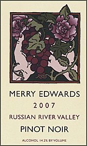 2007 Merry Edwards Russian River Valley Pinot Noir