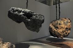 Phyllida Barlow at Venice Biennale 2013.