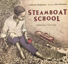 This week, we're backto Perfect Picture Book Friday with an important story, perfectly crafted with beautiful illustrations, and writing that touches the heart. Title: Steamboat School Writt…