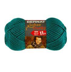 Knitting Gauge, Knitting Needles, Crochet Hooks, Knit Crochet, Bernat Softee Chunky Yarn, Ombre Yarn, Needlework Shops, Lion Brand Yarn, Arts And Crafts Supplies