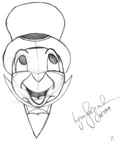 disney drawings drawing cartoon characters easy sketches lee draw step character feigenbaum words cartoons mickey mouse cool getdrawings cricket simple