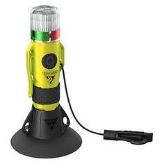 Hydrostar S.O.S. Seastar Deluxe LED Flashlight/Emergency Light