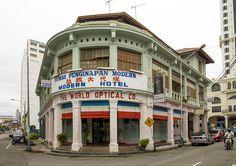 https://flic.kr/p/fH12AR | Rumah Penginapan Modern Hotel, George Town, Penang, Malaysia | © Eric Lafforgue www.ericlafforgue.com