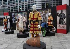 Festa della Lombardia, Carroccio e costumi del Palio di Legnano in mostra in Regione - FOTO - Il Giorno - Milano