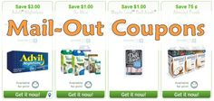 Canada Online Coupon Companies That Will Mail You Coupons via MrsJanuary.com #coupons #extremecouponing