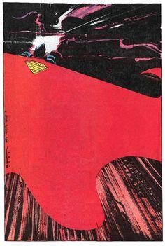 Superman byBill Sienkiewicz.