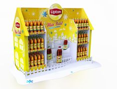 """Check out this @Behance project: """"Lipton Xmas"""" https://www.behance.net/gallery/60516693/Lipton-Xmas"""