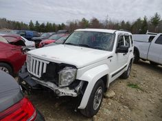 AIR BAG Jeep Parts For Sale, Jeep Liberty, Drive Shaft, Used Parts, New England, Antique Cars, Trucks, Bag, Vehicles
