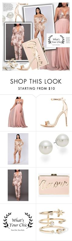 """WHAT'S YOUR CHIC: Fashion for elegant ladies"" by vn1ta on Polyvore featuring Charlotte Russe, AK Anne Klein, BCBGMAXAZRIA and Andrea Fohrman"