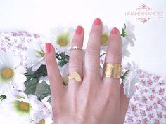 Anillo corazon micro♥ Lina Hernandez Joyas / Facebook