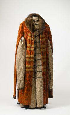 Boyar coat, Russia, 16th century
