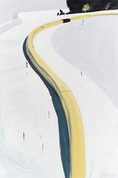 KOEN VAN DEN BROEK O'Neill #3, 2013  Oil on canvas 82 7/10 × 55 1/10 in 210 × 140 cm