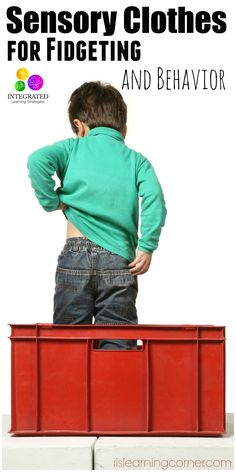 Sensory Clothes: Clothing Items for Fidgeting and Behavior | ilslearningcorner.com