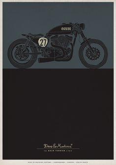 Deus Model Posters