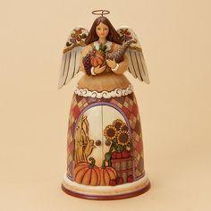 Jim Shore, Beauty of the Harvest - Harvest Angel $54.99