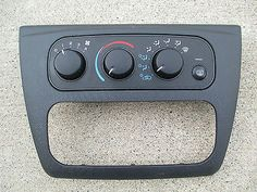 nice 01 - 06 DODGE STRATUS CHRYSLER SEBRING AC HEATER CLIMATE  TEMPERATURE CONTROL - For Sale View more at http://shipperscentral.com/wp/product/01-06-dodge-stratus-chrysler-sebring-ac-heater-climate-temperature-control-for-sale-7/