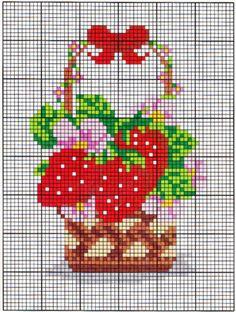 Схема strawberry