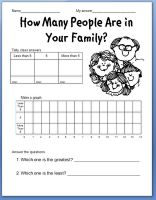 First Grade Teacher website...full of great ideas. I love the graphing activities.