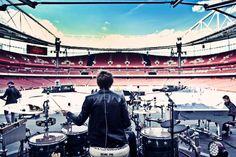 MUSE. Emirates Stadium, London, Saturday 26th May 2013