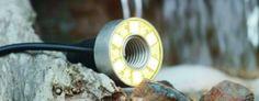 LED Garten- und Quellsteinbeleuchtung Succulents, Stones, Deco