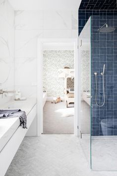 Three Birds Renovations - Bonnie's Dream Home - Bathrooms