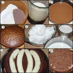 Chocolate Mole with bananas and curd