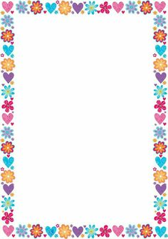 printable frames and borders Page Boarders, Boarders And Frames, Free Printable Stationery, Printable Paper, Printable Frames, Clipart, Printable Border, Borders For Paper, Paper Frames