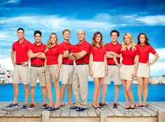 Below Deck Mediterranean Sets Sails With a Whole Lot of Partying, Hookups  and Drama Below