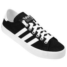 Tênis Adidas Courtvantage Low Marinho   Netshoes