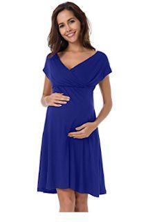 HAPPY MAMA Women/'s Maternity Nursing Sleeveless 2-PACK Vest Tops 1071