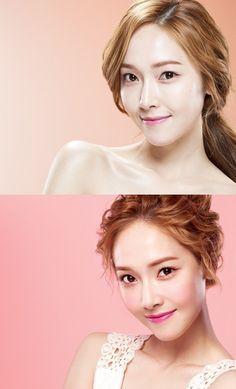 Girls' Generation's Jessica is a goddess for Banila co. ~ Latest K-pop News - K-pop News | Daily K Pop News