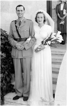 #1942 #vintage #bridal #dress #wedding #inspiration #ItsANiceDayForAWhiteWedding