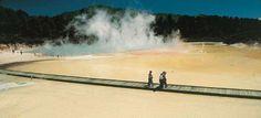 Wai-O-Tapu, la belleza infernal de la morada del Diablo (Nueva Zelanda)