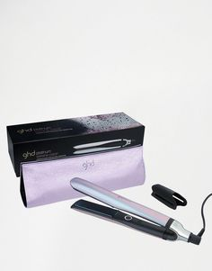 don't care what colour, but a ghd would be nice either platinum or gold - want it to straighten but also to curl my hair...