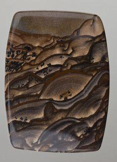 Deschutes Jasper    Oregon   36 x 27 mm    $110.00