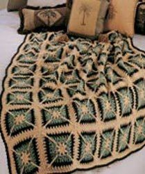 Mile-a-Minute Crochet 12 Speedy Crochet Blanket Patterns | AllFreeCrochetAfghanPatterns.com