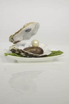 Our Pearl in an oyster..  More info: http://www.dobla.com/product/703/pearl.html