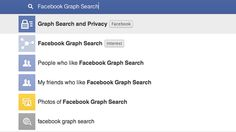Have you used #facebookgraphsearch? If you're not sure what it's about, read about it in our latest blog post!