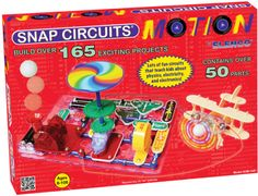 Elenco Snap Circuits Motion - SC165 from AC Supply