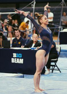 Michigan Gymnastics Leo