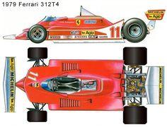 1979 ferrari 312t4