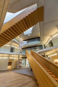 Gallery of Tetra Office Building for the Research Institute Deltares / Jeanne Dekkers Architectuur - 20