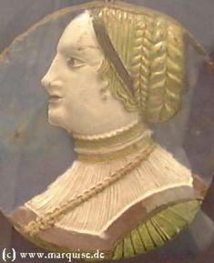 Young Woman, Lüneburg c. German Outfit, Pennsylvania Dutch, Book Quilt, 16th Century, Young Women, Renaissance, Mothers, Braids, Germany