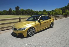 A favorite among BMW aficionados, Austin Yellow is a strangely attractive color that makes all those aggressive lines and dynamics design stand out on the BMW F80 M3. This means that this powerful version of the world's most known sports sedan is even more desirable. The performance oriented BMW F80 M3
