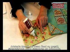 Artebella 1000 Kat Vernik - Eğitmen Gülçin Göksu - YouTube