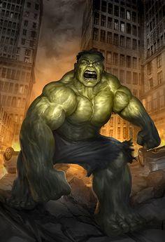 Hulk.+by+chrisscalf.deviantart.com+on+@DeviantArt